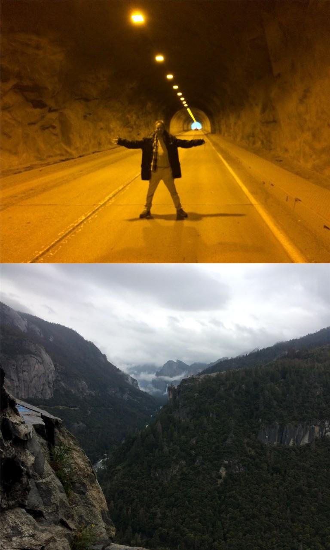 Yosemiteinsidetunneluse