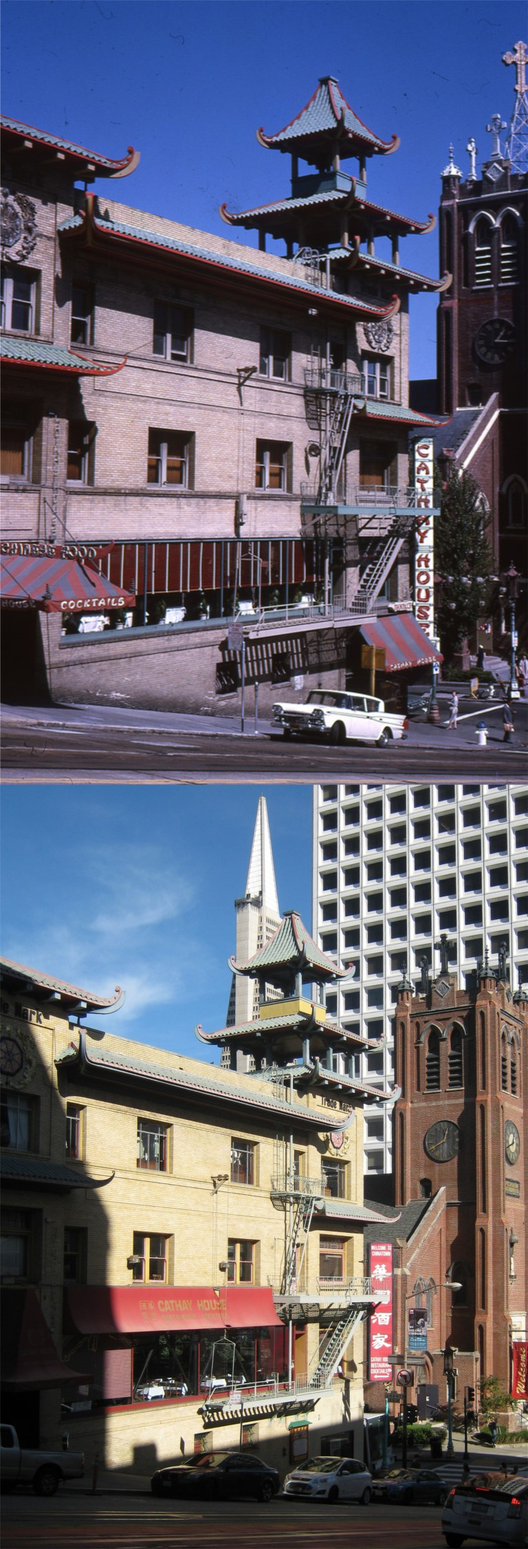 San Francisco Film Locations Then & Now – A Then and Now ...