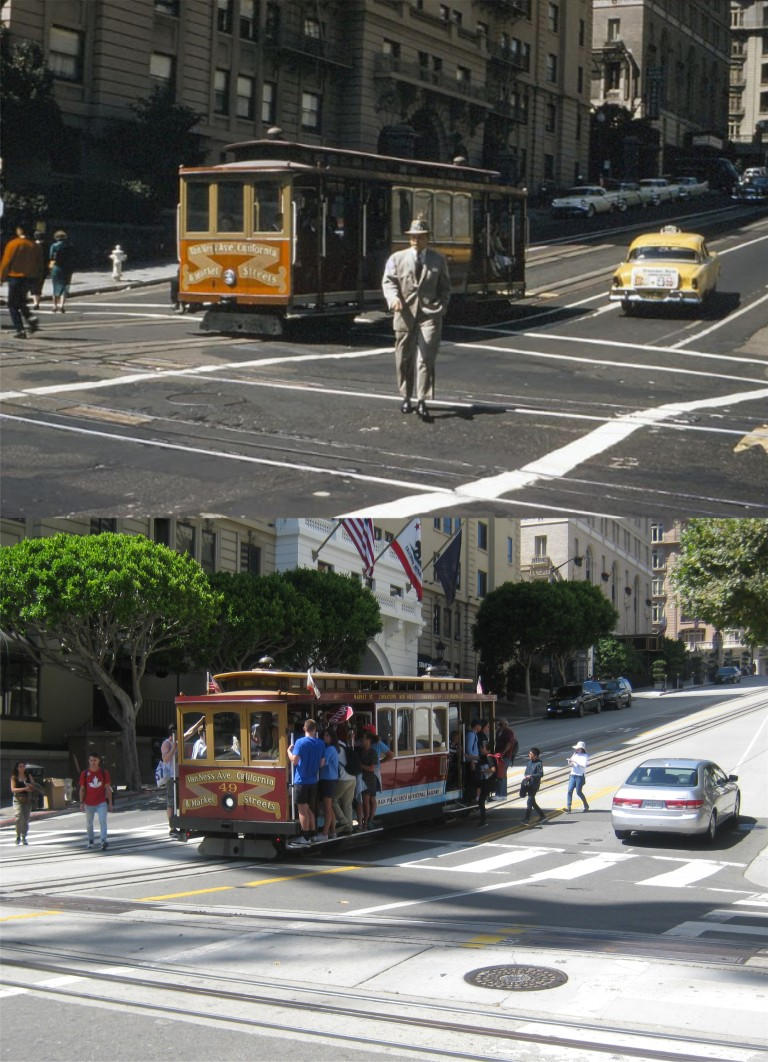 August 2019 – San Francisco Film Locations Then & Now
